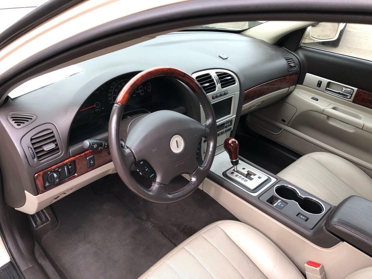 2003 Lincoln LS 4dr Car