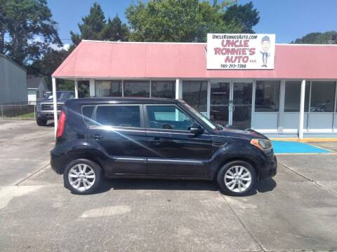 2013 Kia Soul for sale at Uncle Ronnie's Auto LLC in Houma LA