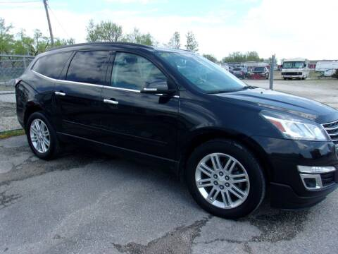 2015 Chevrolet Traverse for sale at HIGHWAY 42 CARS BOATS & MORE in Kaiser MO