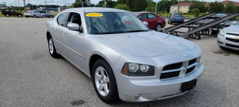2010 Dodge Charger for sale at Kelly & Kelly Supermarket of Cars in Fayetteville NC