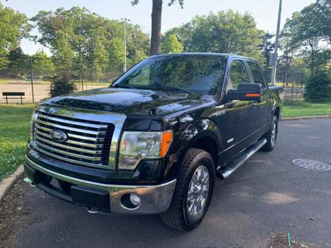 2012 Ford F-150 for sale at Pinnacle Automotive Group in Roselle NJ