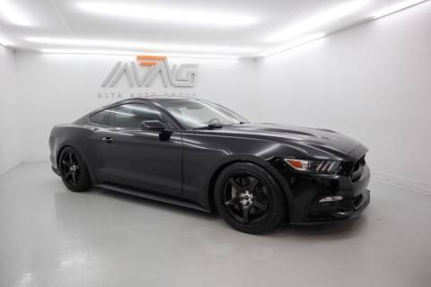 2015 Ford Mustang for sale at Alta Auto Group LLC in Concord NC