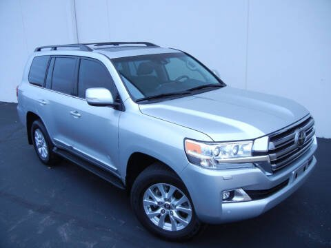 2019 Toyota Land Cruiser for sale at Westport Auto in Saint Louis MO