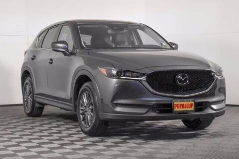 2019 Mazda CX-5 for sale at Chevrolet Buick GMC of Puyallup in Puyallup WA