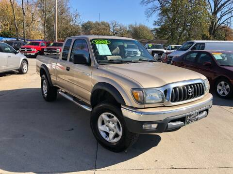 2002 Toyota Tacoma for sale at Zacatecas Motors Corp in Des Moines IA