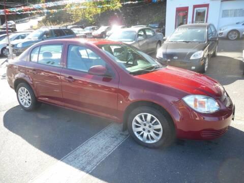 2009 Chevrolet Cobalt for sale at Ricciardi Auto Sales in Waterbury CT