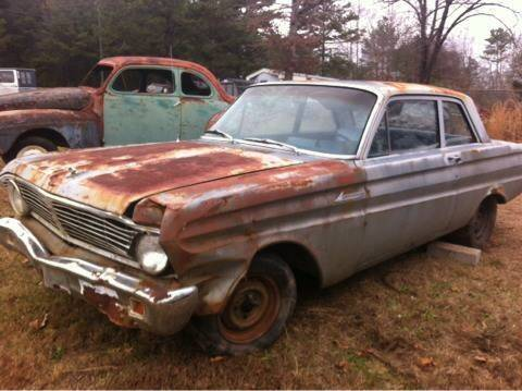 1965 Ford Falcon for sale at Haggle Me Classics in Hobart IN