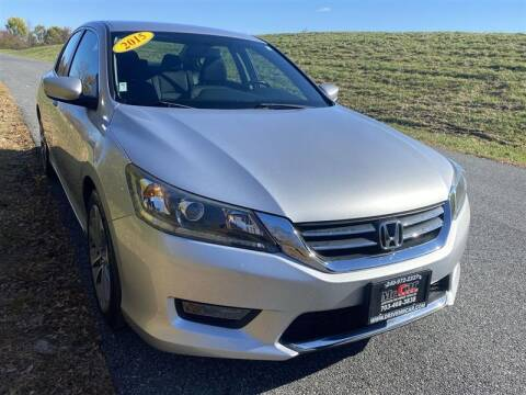 2015 Honda Accord for sale at Mr. Car LLC in Brentwood MD