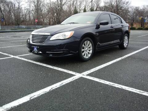 2011 Chrysler 200 for sale at B&B Auto LLC in Union NJ