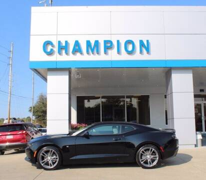 2021 Chevrolet Camaro for sale at Champion Chevrolet in Athens AL