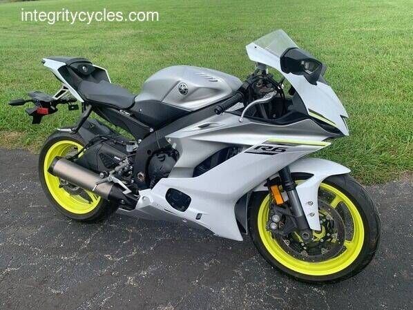 2017 Yamaha YZF-R6 for sale in Columbus, OH