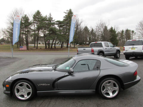 2002 Dodge Viper for sale at GEG Automotive in Gilbertsville PA