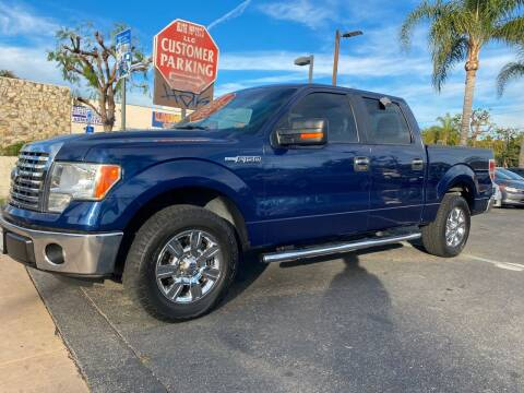 2012 Ford F-150 for sale at MIKE AHWAZI in Santa Ana CA