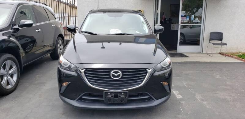 2016 Mazda CX-3 for sale at International Motors in San Pedro CA