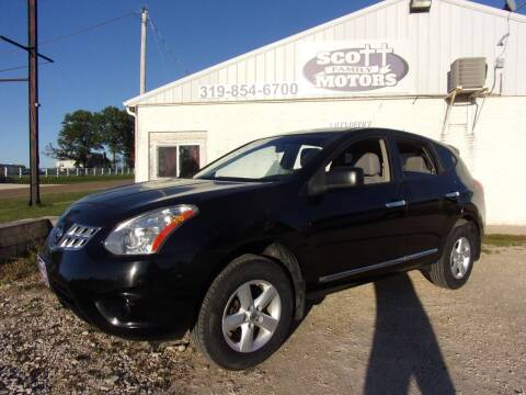 2013 Nissan Rogue for sale at SCOTT FAMILY MOTORS in Springville IA