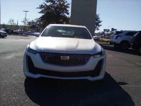 2020 Cadillac CT5 for sale at JOE BULLARD USED CARS in Mobile AL