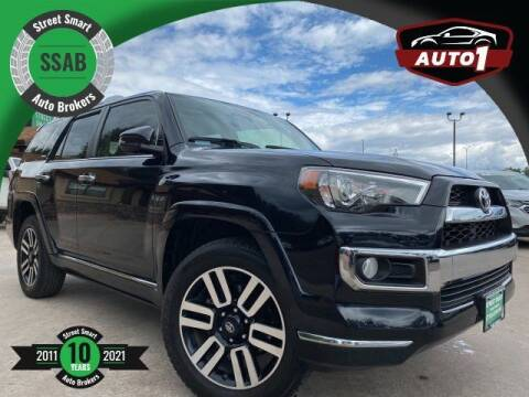 2016 Toyota 4Runner for sale at Street Smart Auto Brokers in Colorado Springs CO