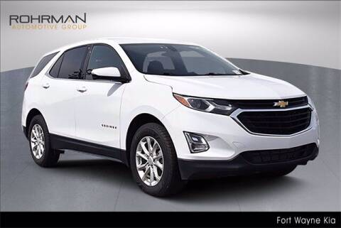 2019 Chevrolet Equinox for sale at BOB ROHRMAN FORT WAYNE TOYOTA in Fort Wayne IN