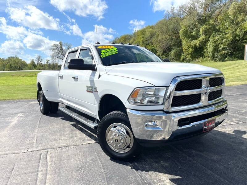 2014 RAM Ram Pickup 3500 for sale at A & S Auto and Truck Sales in Platte City MO