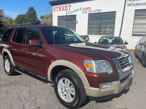 2010 Ford Explorer for sale at Street Visions in Telford PA