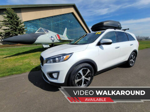 2016 Kia Sorento for sale at McMinnville Auto Sales LLC in Mcminnville OR