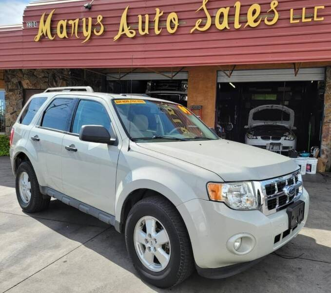 2009 Ford Escape for sale at Marys Auto Sales in Phoenix AZ