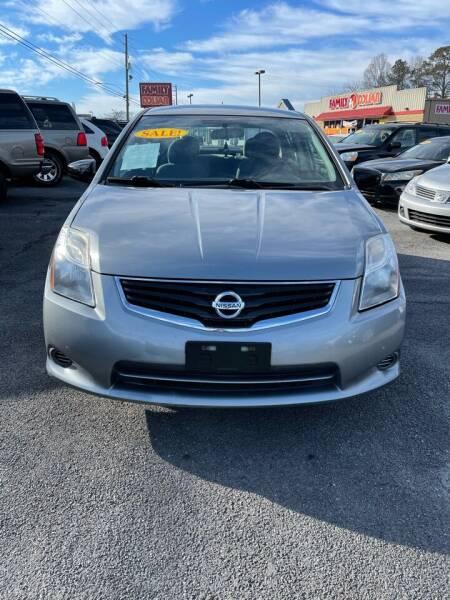 2012 Nissan Sentra for sale at SRI Auto Brokers Inc. in Rome GA