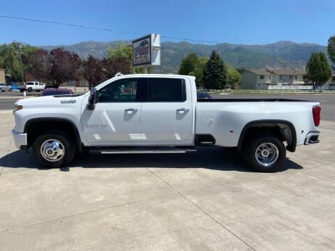 2020 Chevrolet Silverado 3500HD for sale at Haacke Motors in Layton UT