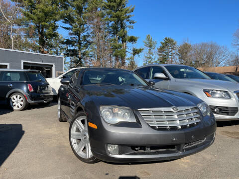 2005 Chrysler Crossfire for sale at Choice Motor Car in Plainville CT