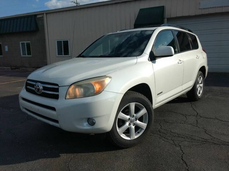 2007 Toyota RAV4 for sale at Great Lakes AutoSports in Villa Park IL