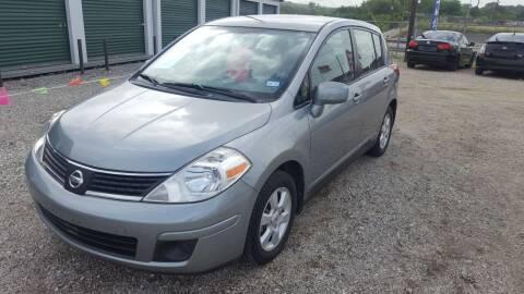 2009 Nissan Versa for sale at Al's Motors Auto Sales LLC in San Antonio TX