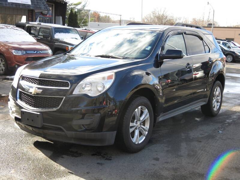 2010 Chevrolet Equinox for sale at United Auto Service in Leominster MA