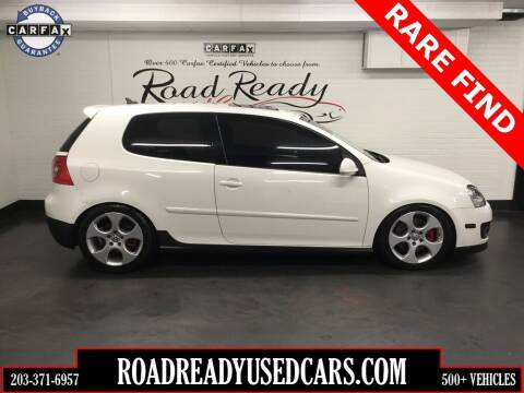 2008 Volkswagen GTI for sale at Road Ready Used Cars in Ansonia CT