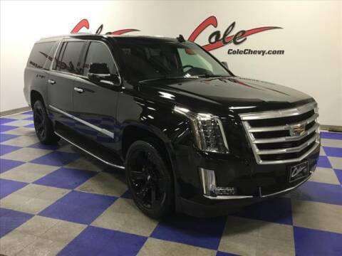 2019 Cadillac Escalade ESV for sale at Cole Chevy Pre-Owned in Bluefield WV