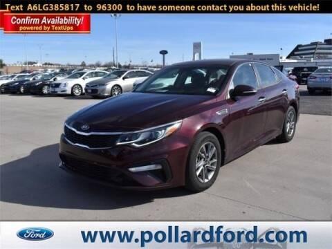 2020 Kia Optima for sale at South Plains Autoplex by RANDY BUCHANAN in Lubbock TX