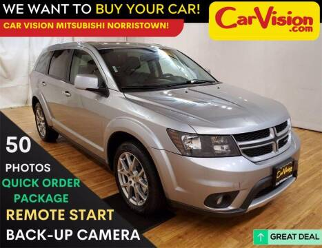 2019 Dodge Journey for sale at Car Vision Mitsubishi Norristown in Trooper PA