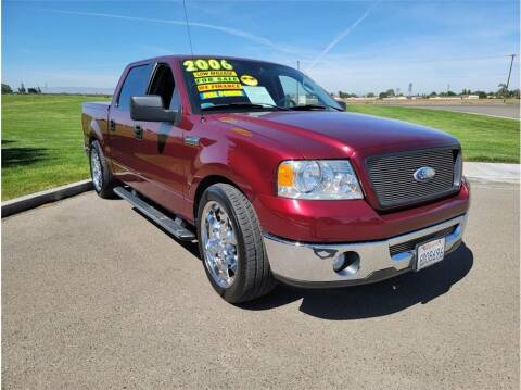 2006 Ford F-150 for sale at D & I Auto Sales in Modesto CA