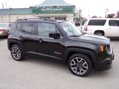 2016 Jeep Renegade for sale at Jim O'Connor Select Auto in Oconomowoc WI