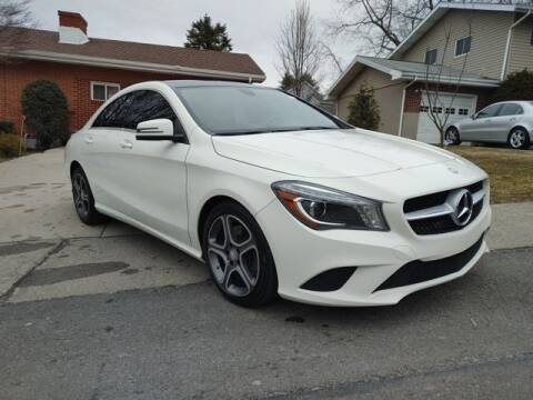 2014 Mercedes-Benz CLA for sale at CASTLE AUTO AUCTION INC. in Scranton PA