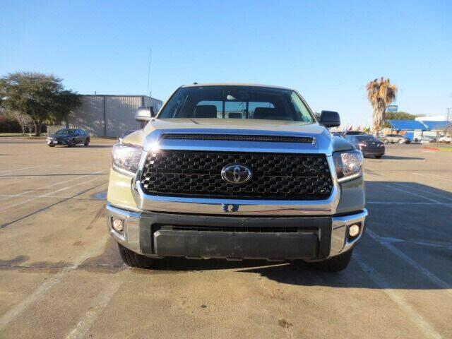 2019 Toyota Tundra for sale at MOTORS OF TEXAS in Houston TX