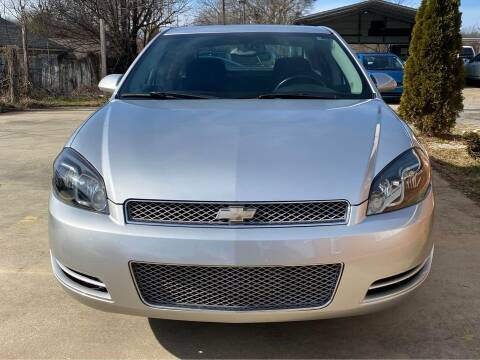 2012 Chevrolet Impala for sale at Shoals Dealer LLC in Florence AL