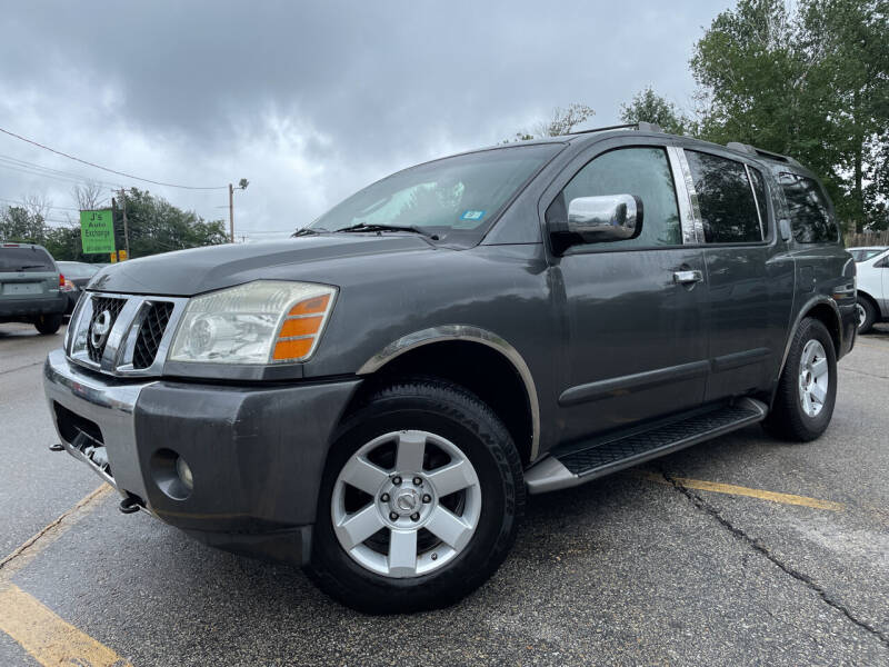 2004 Nissan Armada for sale at J's Auto Exchange in Derry NH