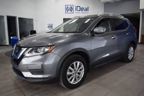 2018 Nissan Rogue for sale at iDeal Auto Imports in Eden Prairie MN