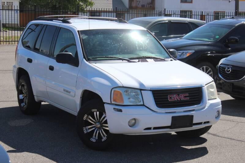 2005 GMC Envoy for sale at Car Bazaar INC in Salt Lake City UT