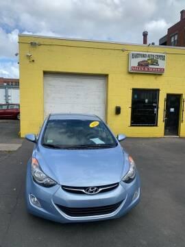 2012 Hyundai Elantra for sale at Hartford Auto Center in Hartford CT