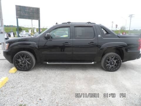 2013 Chevrolet Avalanche for sale at Town and Country Motors in Warsaw MO