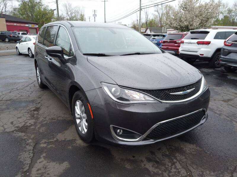 2018 Chrysler Pacifica for sale at RS Motors in Falconer NY