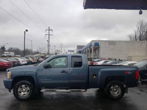 2011 Chevrolet Silverado 1500 for sale at Rayyan Auto Sales LLC in Lexington KY