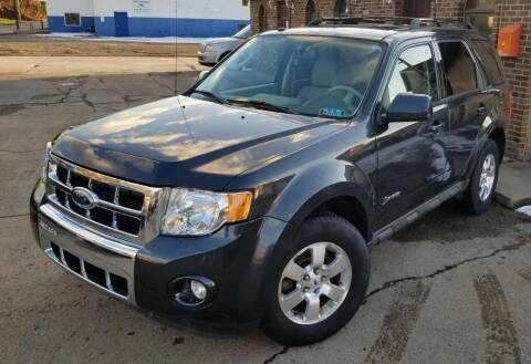 2009 Ford Escape Hybrid for sale at SUPERIOR MOTORSPORT INC. in New Castle PA