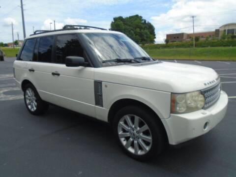 2008 Land Rover Range Rover for sale at Atlanta Auto Max in Norcross GA